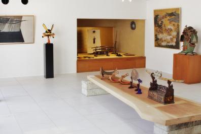 一階展示室B