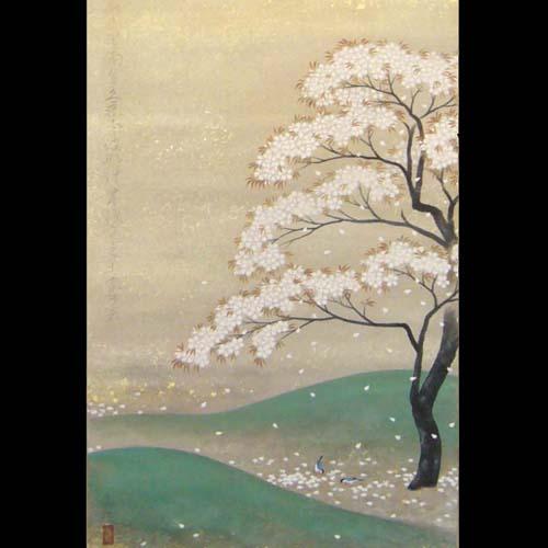 日本画 中村岳陵
