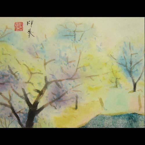 日本画 堂本印象