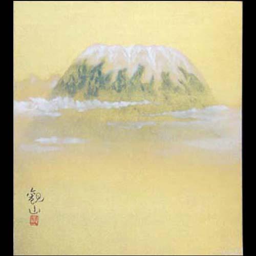 日本画 下村観山